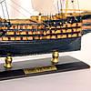 Модель корабля парусник Victory 30 см С27-3, фото 9