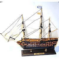 Модель корабля парусник Victory 30 см С27-3