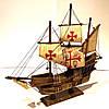 Модель корабля из дерева 50 см SANTA MARIA 1492, фото 2