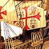 Модель корабля из дерева 50 см SANTA MARIA 1492, фото 3