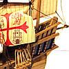Модель корабля из дерева 50 см SANTA MARIA 1492, фото 5