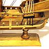 Модель корабля из дерева 50 см SANTA MARIA 1492, фото 7