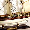 Модель парусного корабля Royal Caroline 30 см С03S3, фото 8