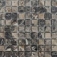 Мозаика для стен из натурального мрамора Vivacer SPT023