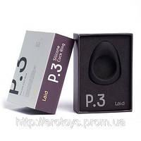 """Кольцо для пениса со стимулятором клитора """"Лэйд П3"""" Laid P.3 38 mm, фото 1"""