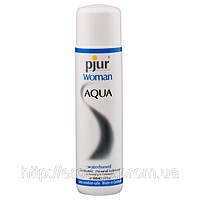 Женский лубрикант на водной основе Pjur Woman Aqua 100 ml