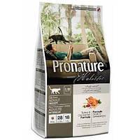 Pronature Holistic с индейкой и клюквой 0.340 кг