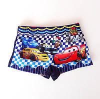 Плавки для мальчика Cars - №1547