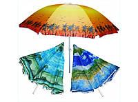 Пляжный зонт 1.8м