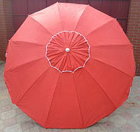 Торговый зонт с клапаном 3м,12 спиц