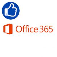 Microsoft Office 365 для Бизнеса по подписке Бизнес Базовый (Microsoft Corporation)