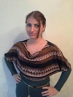 """Кашемировое платье """"Орнамент"""", фото 1"""