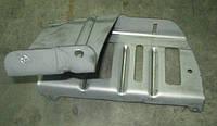 Уголок обшивки багажника правый (пр-во SsangYong) 7681034500