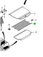 Сетка багажника (пр-во SsangYong) 7686008000LAM