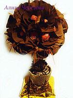 """Букет из конфет""""Шоколадное ассорти"""""""