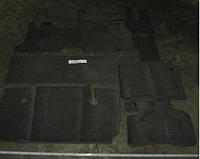 Коврики комплект (ворс) (пр-во SsangYong) 7719021012ABU