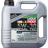 Моторное масло Liqui Moly LEICHTLAUF SPECIAL АА 5W30, 4 л