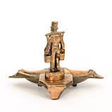 Коллекционная пепельница HAMBURG, медь, Германия, фото 4