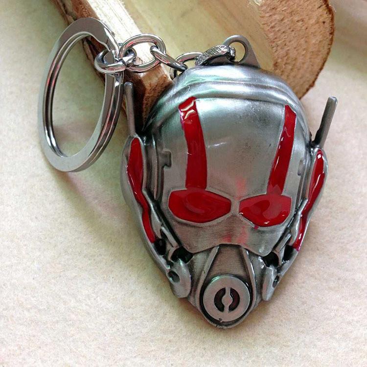 Брелок маска Человек муравей