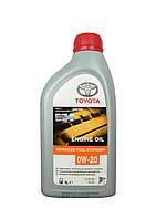 Масло моторное Toyota Fuel Economy 0w20 1L, 1 л
