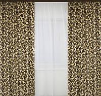Комплект штор для спальни, фото 1