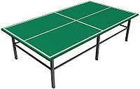 Теннисный стол без сетки Kidigo