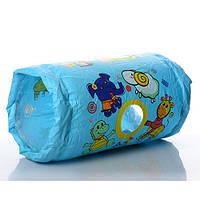 Детский надувной Валик с погремушками MS 0650