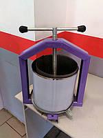 Пресс ручной для сока с защитным кожухом на 10 литров (пр-во Харьков)