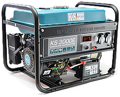 Генератор бензиновый Könner & Söhnen KS 3000 E