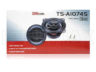 Автодинамики 10см TS-A1074S