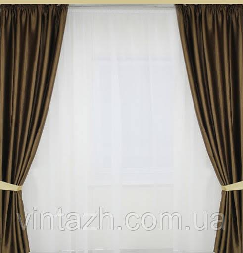 Красивые шторы на окно