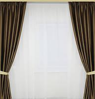 Красивые шторы на окно, фото 1