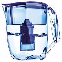 Фильтр-кувшин LUNA (синий) 3,5л (2л очищ. воды) ТМ НАША ВОДА