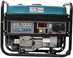 Генератор бензиновый Könner & Söhnen KS 7000