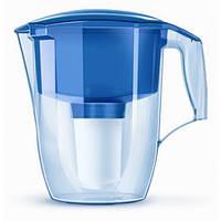 Фильтр-кувшин для очистки воды «АКВАФОР ОКЕАН »,синий