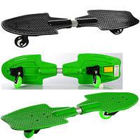 Пенни-скейт рипстик (MS 0849) с подшипниками ABEC-5