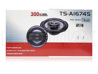Автодинамики 16см TS-A1674S