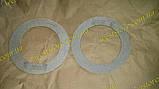 Накладки диска сцепления несверленые заз 968 (запорожец), иномарки(129\190 мм), фото 2