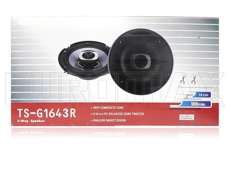 Автодинамики 16см TS-G1643R