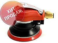 Пневмошлифмашина орбитальная Intertool PT-1006 125 мм