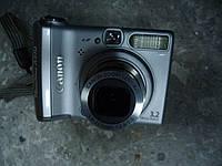 Фотоаппарат 3,2 мегапикселей Canon PowerShot A510, фото 1