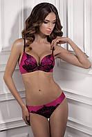 Бюстгальтер push-up гель + трусики стринги BELL 1153/71 SENSUAL 2126/71 Jasmine lingerie
