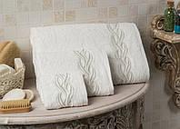 Полотенце махровое для бани и сауны Flemenco 90*150.