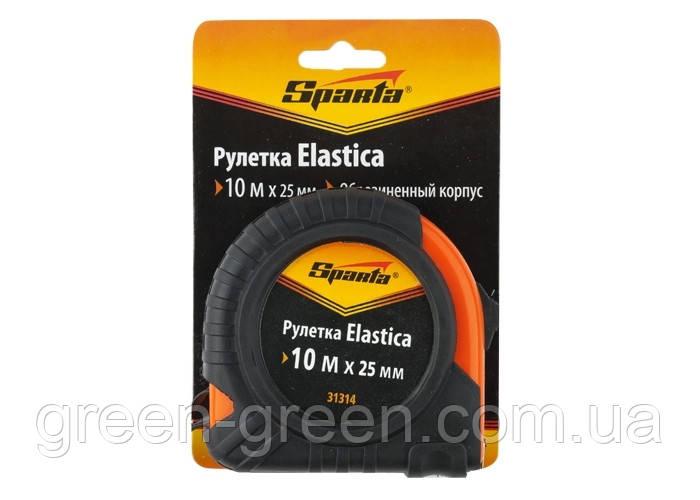 Рулетка Elastica, 10м.х25мм.