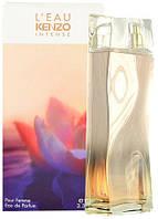 Kenzo L`Eau Kenzo Intense Pour Femme парфюмированная вода 100 ml. (Кензо Л`Еау Кензо Интенс Пур Фемме)