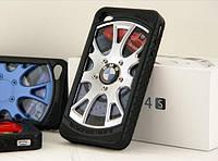 Чехлы для iPhone 4 4S авто диски 3D Miak, фото 1