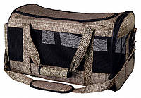 Trixie  TX-28881 сумка-переноска  Malinda для кошек и собак до 9кг (26 × 24 × 38 cm)