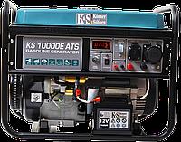 Генератор бензиновый Könner & Söhnen KS 10000 E ATS
