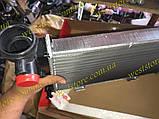Радиатор охлаждения ваз 2101 2102 2103 2106 Aurora CR-LA2106 алюминиевый, фото 8