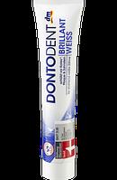 Отбеливающая зубная паста DONTODENT Brilliant-weiss 125 мл